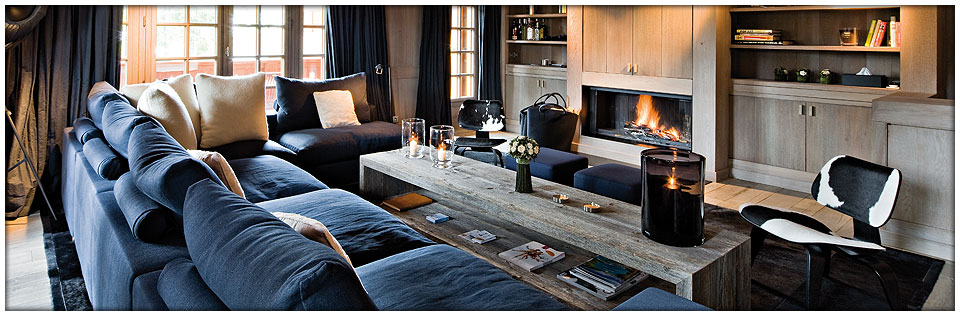Luxurious Chalet Courchevel
